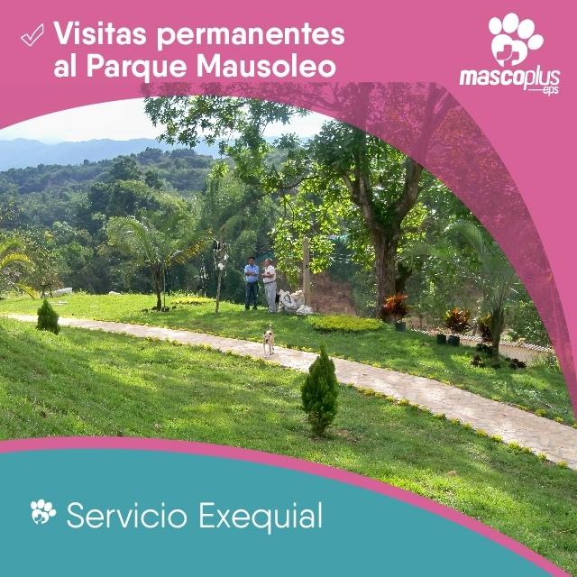 Visitas al Parque Mausoleo